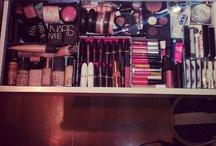 Makeup Obsessive. / i have a makeup problem.
