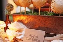 Food and drinks ideas for weddings / Appetising Food and drink ideas for your wedding