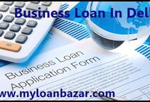 Business Loan Provider Company in Delhi NCR / My Loan Bazar is a business loan provider company in Delhi, NCR, India. We provide small business, start up business, new business loan with lowest interest rates. Visit our website for checking banks with interest rates and apply online for business loan.