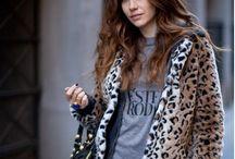 Leopard print luxe