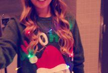 csúnya karácsonyi pulcsi