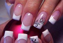 Nails. / Nails