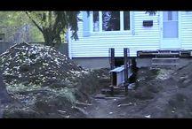 Home Remodel Ideas / Build up or fix basement...