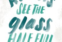 glass glass glass!