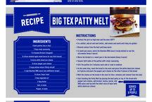 Eat Like the Pros - Globe Life Park Food / Food, Recipes, & Fun at Globe Life Park / by Texas Rangers