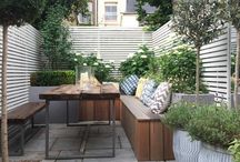 Clever ideas for small gardens