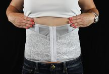 Opal Concealed Carry Corset / The Opal, part of the Lace Collection of Dene Adams® concealed carry corsets.