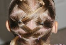 Kids hair ideas / by Kenzie