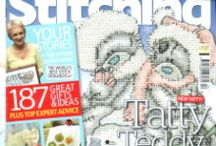 Crossstitch magazine links