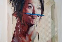 Arty stuff :) / Arty things I like!