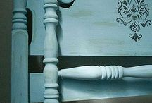 DecoArt Chalk Paint Inspiration Projects & Tutorials / DIY Chalk Paint Projects  / by Sherry Smith
