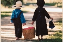 ❧ Simply Amish ❧ / I am drawn to Amish communities because they are hard working, devout Christians and live a simple life.  / by Cindy Gaccione