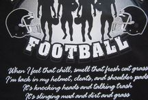 Football / by Missy Rowda