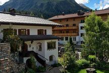 LECH/Zürs; Arlberg / Nicht nur im Winter ein Paradies: wandern, golfen, genießen ...