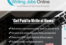 writing onlines jobs