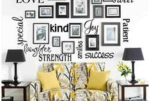 Home Inspirations & Decor / by Sarah Lee