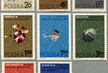 Astronomy/space stamps