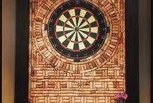 Darts tábla
