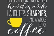 Coffee-holic  / by Tessa Miller