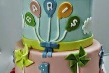 çocuk doğum günü pastaları /