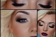 Lovely make up <3