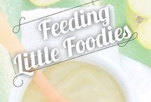Feeding Little Foodies / Recipes for kids and babies from the HurricanePro blender #BeyondBlending