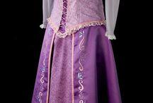 Rupunzel dress