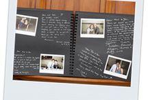 Gastenboek polaroid