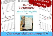 Homeschool:Bible / by Lezlie Andrew
