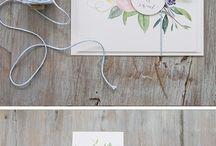 Inspiration // Hochzeitseinladungen