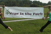 Yoga in the Park ~ Woohoo!!! / Yoga in the Park is YOGA BY DONATION - here's the manifesto...it rocks :) http://4theloveofyoga.com/yoga-in-the-park