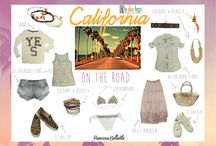California On The Road / Le proposte della nostra fashion blogger Francesca Bellavita!