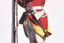 18세기 군복