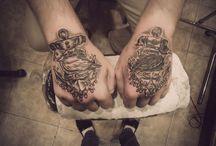 Tattoos / by Jonathan King