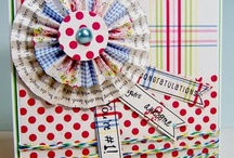 Rosettes & Pinwheels / by Vanessa Vander Pol