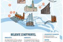 Hamburg Hotspots & Klassiker