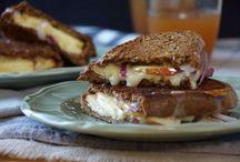 Sandwiches / by Morgan Smith