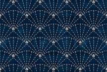 Patterns - Sashiko