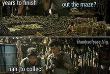 maze runner funny