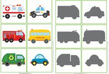 activity sheets - transports