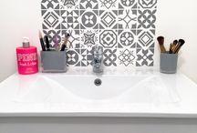 Décoration d'intérieure / Idée décoration intérieure design et moderne à base de stickers décoratif muraux