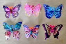 MFW Kindergarten - Butterfly
