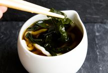 Japanese vegan cooking