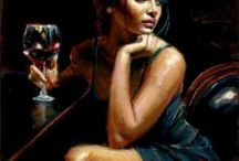 Sexy Paintings / Candid paintings