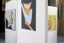 Our projects ///  Il Silenzio a Colori / Alvisi Kirimoto + Partners. IL SILENZIO A COLORI exhibition, Rome, Italy (2006)