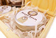 Beard Balm by Sweyn Forkbeard / Our Bristish Gentleman Recipe is a handcrafted combination of 100% Natural & Organic Beewax, Shea Butter, Cedarwood, Scotch Pine Needle and Ylang Ylang Essential Oils, Vitamin E and Sweyn Forkbeard Special Formula.  www.sweynforkbeard.co.uk