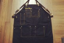 Branded & Embroidererd Aprons