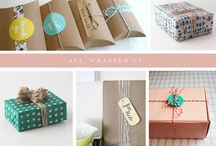 packaging ideas / by work of whimsy