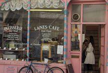 Quaint Coffee Shops