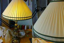 lampshade hand made